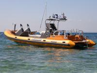 thumbnail-1 RIS Marine 27.0 feet, boat for rent in Istra, HR
