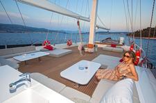 thumbnail-11 Unknown 122.0 feet, boat for rent in Split region, HR