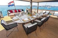 thumbnail-8 Unknown 122.0 feet, boat for rent in Split region, HR