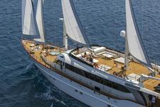 thumbnail-4 Unknown 122.0 feet, boat for rent in Split region, HR