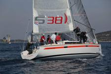 Rent this AD Boats Salona 38 for a true nautical adventure