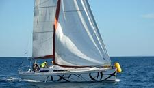 Take this AD Boats Salona 44 for a spin !