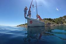 Charter this amazing Allures Allures 45 in Split region