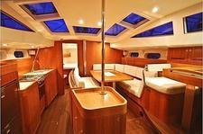 thumbnail-4 Allures 45.0 feet, boat for rent in Split region, HR
