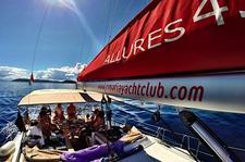 thumbnail-3 Allures 45.0 feet, boat for rent in Split region, HR