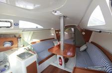 thumbnail-14 Archambault Boats 34.0 feet, boat for rent in Aegean, TR