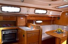 thumbnail-7 Bavaria Yachtbau 34.0 feet, boat for rent in Cyclades, GR