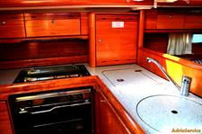 thumbnail-5 Bavaria Yachtbau 34.0 feet, boat for rent in Primorska , SI