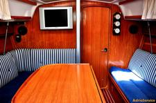 thumbnail-4 Bavaria Yachtbau 34.0 feet, boat for rent in Primorska , SI