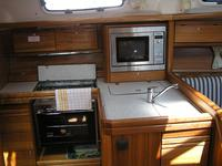 thumbnail-17 Bavaria Yachtbau 34.0 feet, boat for rent in Split region, HR