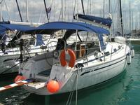 thumbnail-5 Bavaria Yachtbau 34.0 feet, boat for rent in Split region, HR