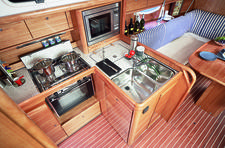 thumbnail-7 Bavaria Yachtbau 34.0 feet, boat for rent in Zadar region, HR