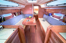 thumbnail-2 Bavaria Yachtbau 34.0 feet, boat for rent in Zadar region, HR