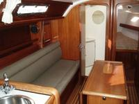 thumbnail-5 Bavaria Yachtbau 35.0 feet, boat for rent in Kvarner, HR
