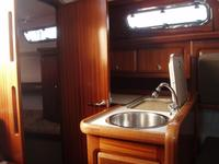 thumbnail-7 Bavaria Yachtbau 35.0 feet, boat for rent in Kvarner, HR
