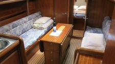 thumbnail-6 Bavaria Yachtbau 35.0 feet, boat for rent in Zadar region, HR
