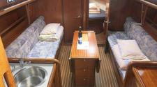 thumbnail-8 Bavaria Yachtbau 35.0 feet, boat for rent in Zadar region, HR