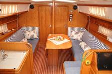 thumbnail-14 Bavaria Yachtbau 37.0 feet, boat for rent in Aegean, TR