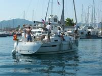 thumbnail-1 Bavaria Yachtbau 37.0 feet, boat for rent in Aegean, TR
