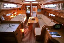 thumbnail-6 Bavaria Yachtbau 38.0 feet, boat for rent in Cyclades, GR