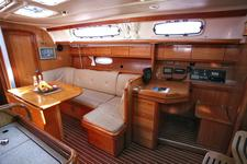 thumbnail-8 Bavaria Yachtbau 38.0 feet, boat for rent in Cyclades, GR