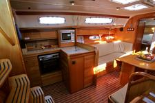 thumbnail-7 Bavaria Yachtbau 38.0 feet, boat for rent in Cyclades, GR