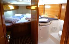 thumbnail-11 Bavaria Yachtbau 38.0 feet, boat for rent in Cyclades, GR