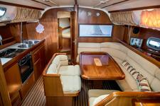 thumbnail-10 Bavaria Yachtbau 38.0 feet, boat for rent in Macedonia, GR