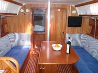 thumbnail-12 Bavaria Yachtbau 38.0 feet, boat for rent in Split region, HR