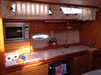 thumbnail-12 Bavaria Yachtbau 40.0 feet, boat for rent in Cyclades, GR