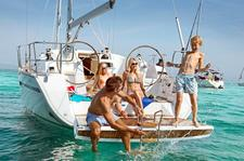 thumbnail-5 Bavaria Yachtbau 40.0 feet, boat for rent in Split region, HR
