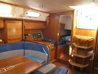thumbnail-15 Bavaria Yachtbau 40.0 feet, boat for rent in Split region, HR