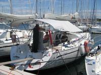 Climb aboard this Bavaria Yachtbau