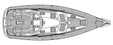 thumbnail-3 Bavaria Yachtbau 44.0 feet, boat for rent in Balearic Islands, ES