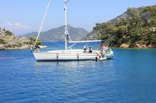 thumbnail-4 Bavaria Yachtbau 45.0 feet, boat for rent in Aegean, TR