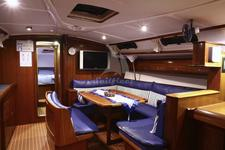 thumbnail-8 Bavaria Yachtbau 45.0 feet, boat for rent in Aegean, TR