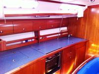 thumbnail-9 Bavaria Yachtbau 45.0 feet, boat for rent in Saronic Gulf, GR