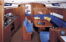 thumbnail-3 Bavaria Yachtbau 45.0 feet, boat for rent in Saronic Gulf, GR