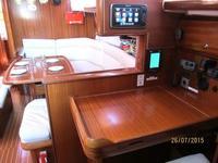 thumbnail-10 Bavaria Yachtbau 45.0 feet, boat for rent in Zadar region, HR