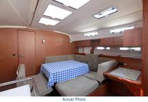 thumbnail-26 Bavaria Yachtbau 46.0 feet, boat for rent in Aegean, TR