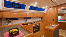 thumbnail-15 Bavaria Yachtbau 46.0 feet, boat for rent in Kvarner, HR