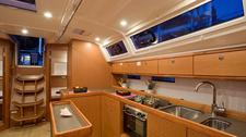 thumbnail-12 Bavaria Yachtbau 46.0 feet, boat for rent in Kvarner, HR