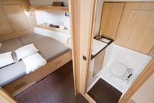 thumbnail-17 Bavaria Yachtbau 46.0 feet, boat for rent in Split region, HR