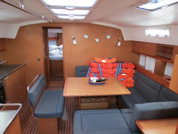 thumbnail-5 Bavaria Yachtbau 46.0 feet, boat for rent in Split region, HR