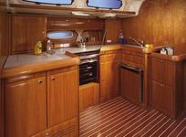thumbnail-5 Bavaria Yachtbau 47.0 feet, boat for rent in Cyclades, GR