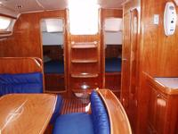 thumbnail-14 Bavaria Yachtbau 47.0 feet, boat for rent in Saronic Gulf, GR