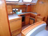 thumbnail-9 Bavaria Yachtbau 47.0 feet, boat for rent in Saronic Gulf, GR