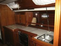 thumbnail-8 Bavaria Yachtbau 48.0 feet, boat for rent in Saronic Gulf, GR
