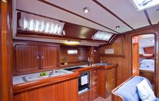 thumbnail-9 Bavaria Yachtbau 48.0 feet, boat for rent in Split region, HR