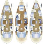 thumbnail-2 Bavaria Yachtbau 50.0 feet, boat for rent in Balearic Islands, ES